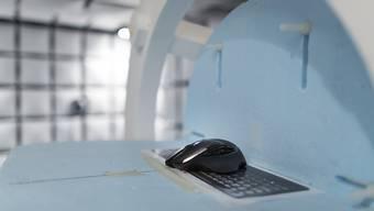 Testlabor am Lausanner Logitech-Hauptsitz: Der Umbau des Computerzubehör-Herstellers kommt gut voran - die Verkäufe legen zu. (Symbolbild)