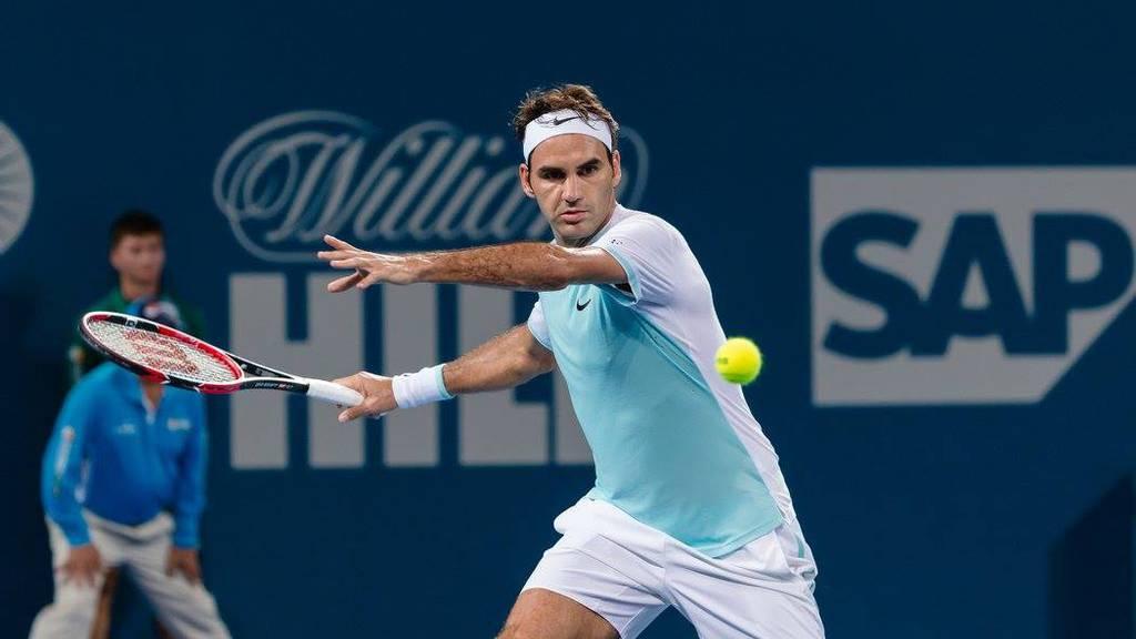 Roger Federer glückt Start in die neue Saison