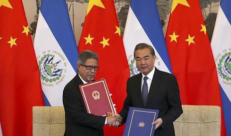 El Salvador schmiegt sich Peking an – Taiwan bricht Beziehungen ab