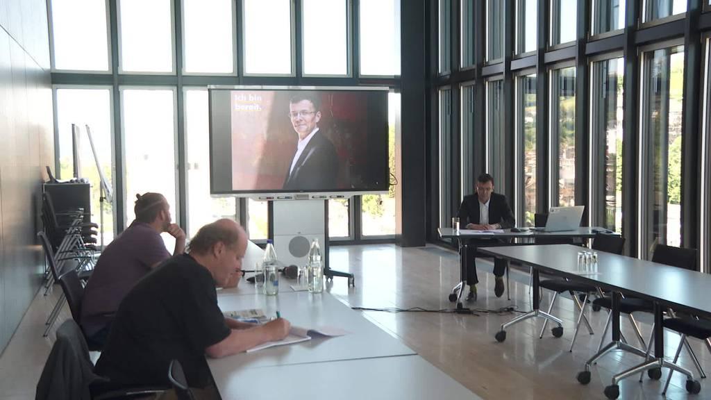Kandidatur: Markus Buschor will St.Galler Stadtpräsident werden