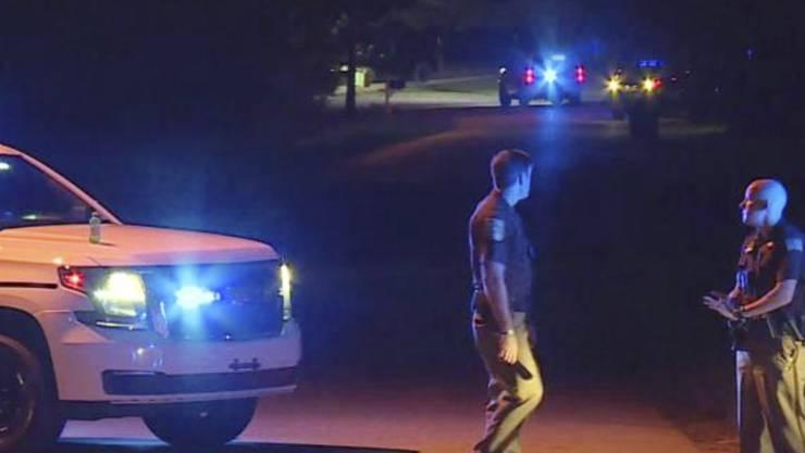 Im US-Bundesstaat Alabama hat ein 14-Jähriger fünf Mitglieder seiner Familie mit einer Pistole erschossen.