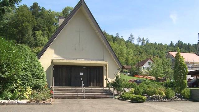 Kirche zu verkaufen