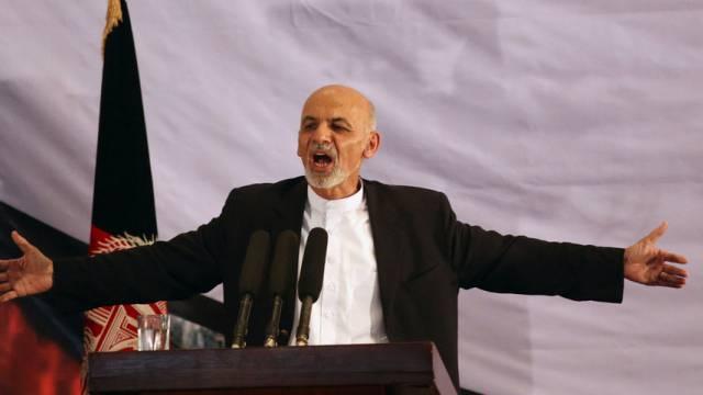 Aschraf Ghani ist nun formell Präsident von Afghanistan (Archiv)