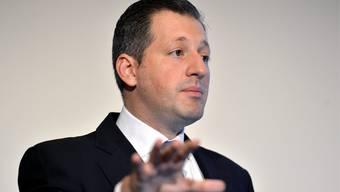 Boris Collardi, CEO von Julius Bär, bestätigt den Datendiebstahl.