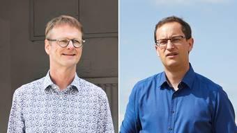 Die Idee von SP-Politiker Thomas Leitch (links) sorgt nicht überall für Begeisterung. Christoph Hagenbuch (SVP) findet sie deplatziert.