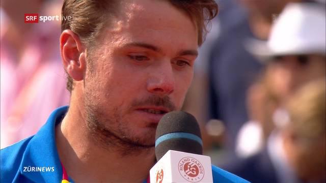 Wawrinka verliert erstmals Grand-Slam-Final