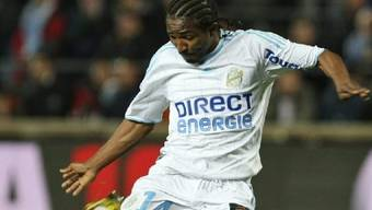 Marseilles Bakari Koné nimmt Mass zum 1:0