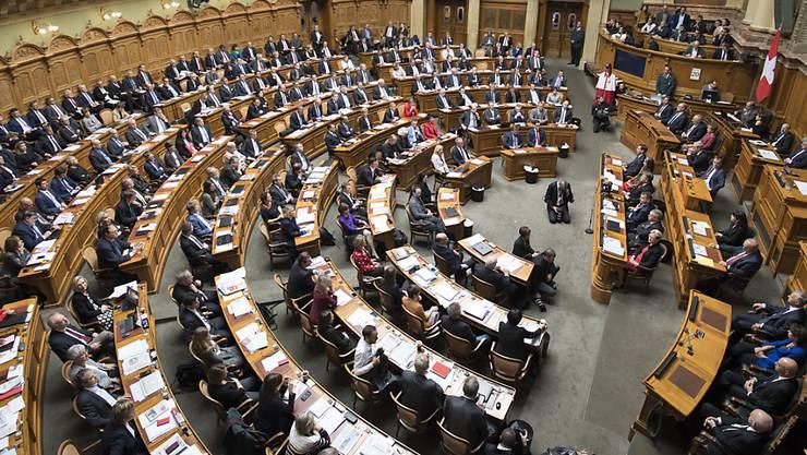 Der Bezirk Aarau könnte nach 10 Jahren wieder in die Vereinigte Bundesversammlung einziehen.