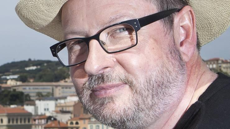Regisseur Lars von Trier, der angeblich fast alle seine Drehbücher besoffen geschrieben hat, bekommt eine Ausstellung im dänischen Odense. (Archivbild)