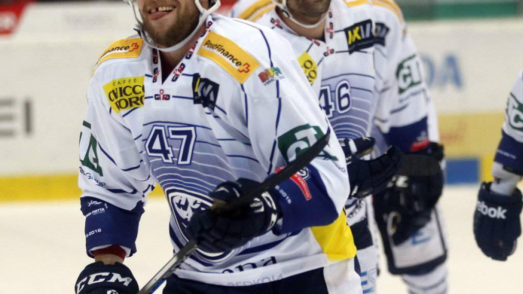 Mikko Mäenpää (47) verlässt die Tessiner