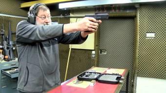 Illegales Waffenlager von Biberist wirft ein schiefes Licht auf Waffenhändler
