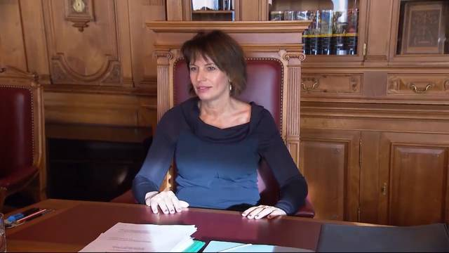 Leuthard fordert längeres Bundespräsidium