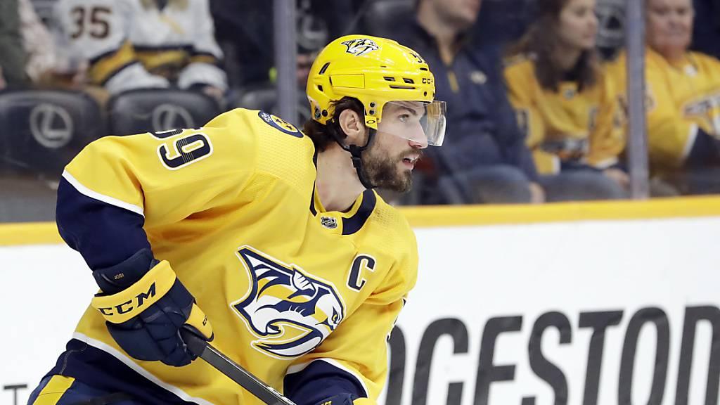 Josi gewinnt Wahl zum besten NHL-Verteidiger
