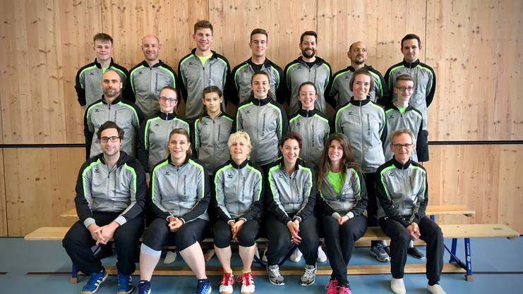 Unser Team für Aarau (unvollständig)