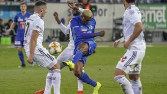 FC Luzern - FC Basel (30.03.2019)