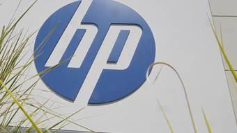 Der Computerhersteller Hewlett-Packard setzt weniger Notebooks und Drucker ab