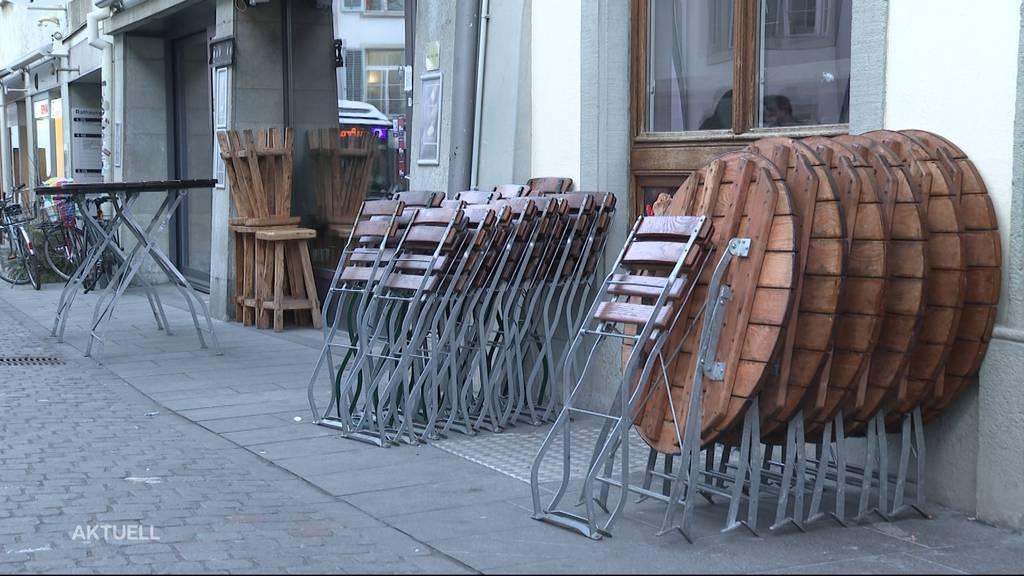 «Wir bleiben geschlossen»: Deshalb machten die Aargauer Restaurants nicht mit