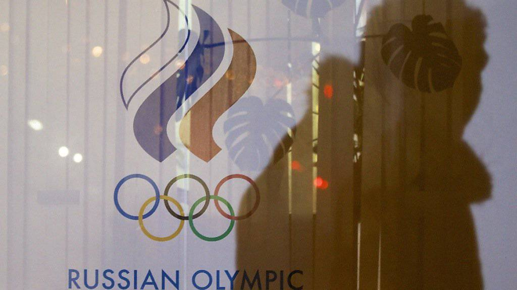Zumindest die russischen Leichtathleten dürfen bei Olympia in Rio nicht starten
