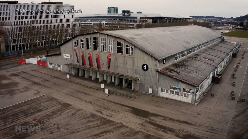 Neue Festhalle: Scheitert das 95-Millionen-Projekt an der Urne wegen Corona?