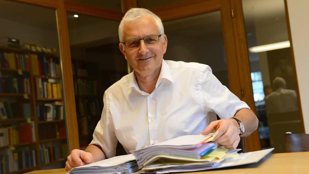 Nachfolge von SVP-Präsident Rösti: Caspar Baader präsidiert Findungskommission