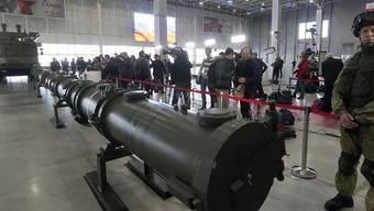 Russland soll laut einem Zeitungsbericht mehr Marschflugkörper des Mittelstreckensystems SSC-8 haben als bisher bekannt. (Archivbild)