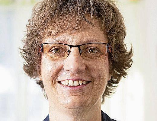 Sabine Sutter-Suter (56, Lenzburg) ist im Bezirk gut verankert.