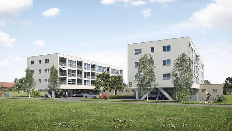 Das Projekt in Schafisheim soll nach dem Konzept des «Sunnepark» in Oberkulm realisiert werden.