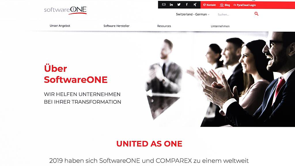 SoftwareOne plant Börsengang im vierten Quartal an der SIX