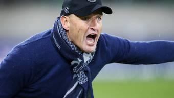St. Gallens Trainer Peter Zeidler kann ab sofort auf Verstärkung aus Spanien zählen