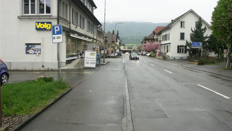 Dorfstrasse Rupperswil