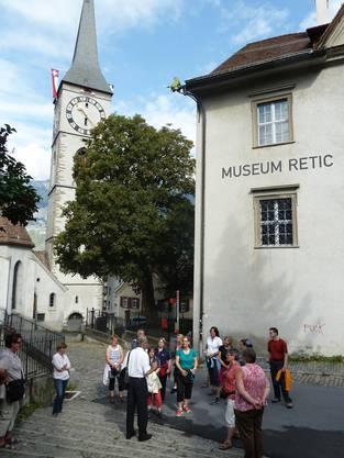 Führung durch die Altstadt von Chur