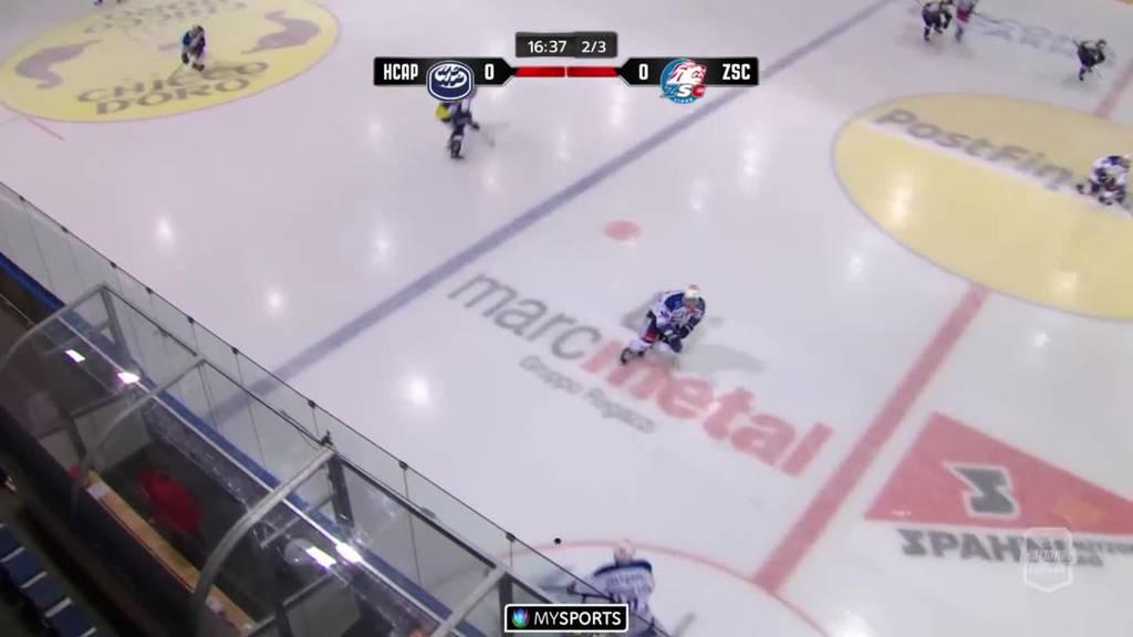 Ambri fegt die Lions mit 5:2 vom Eis