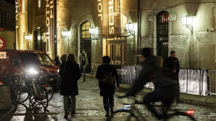 Impressionen von den 53. Solothurner Filmtagen