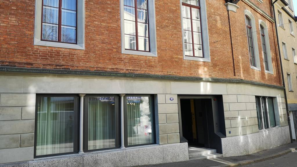 Die Italiener haben ihr Konsulat zurück
