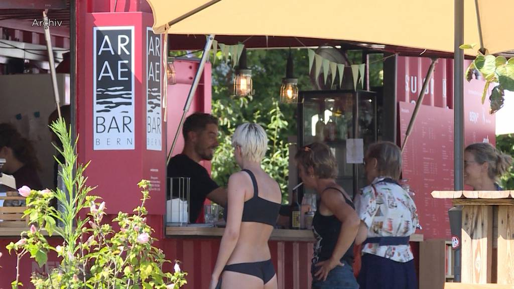 Kritik für Popup-Bars in Coronakrise