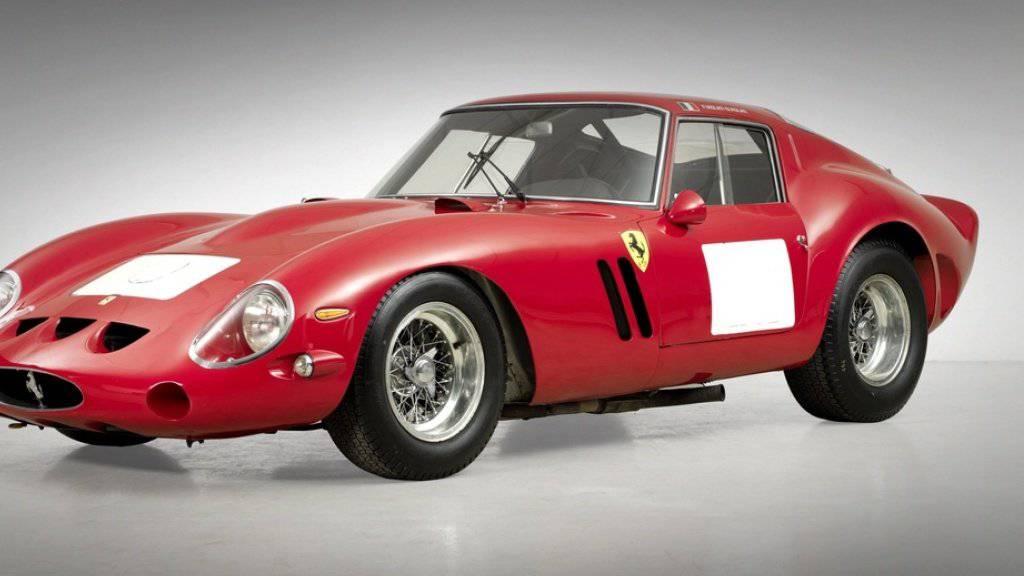 Gericht erkennt Ferrari-Modell Kunstwerk-Status zu