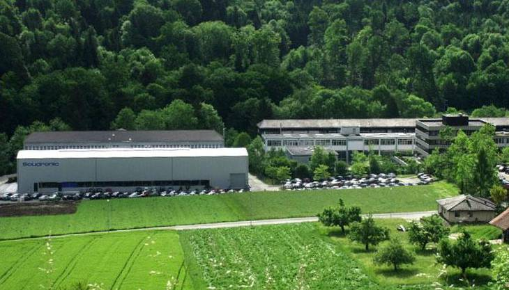 Soudronic AG ist in Bergdietikon stationiert