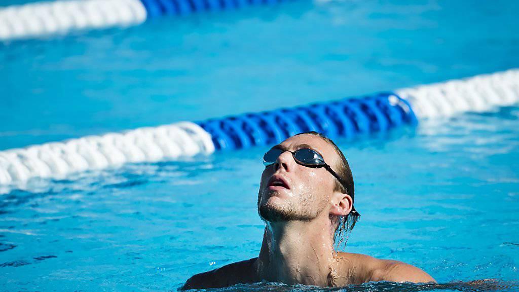 Sorgt Desplanches für das nächste Schweizer Schwimm-Highlight?