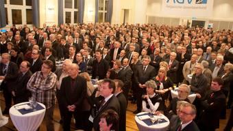 Neujahrsapéro des Aargauischen Gewerbverbands