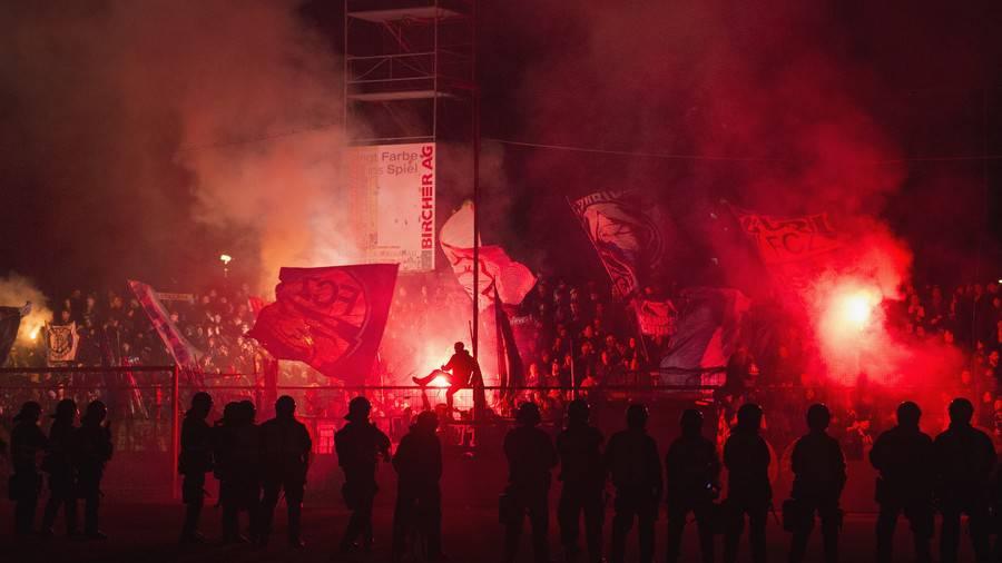 FC Aarau gegen FC Zürich