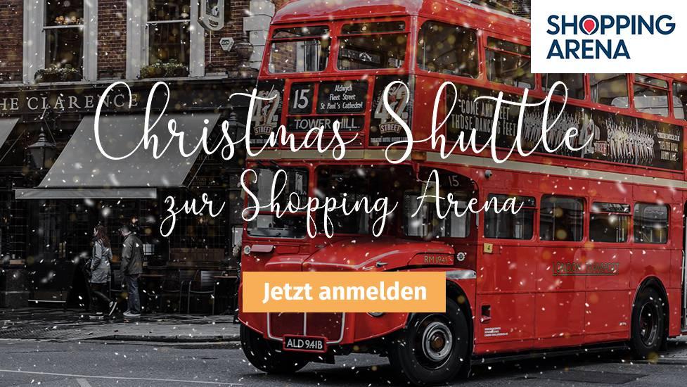 Der FM1Today-Christmas-Shuttle ist wieder unterwegs
