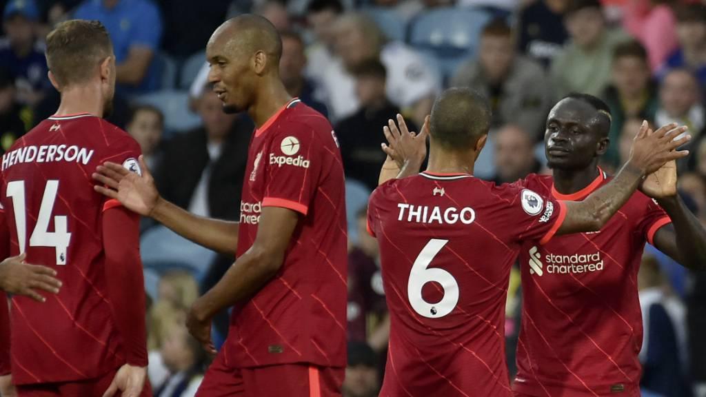 Liverpool macht aus dem Duo ein Trio