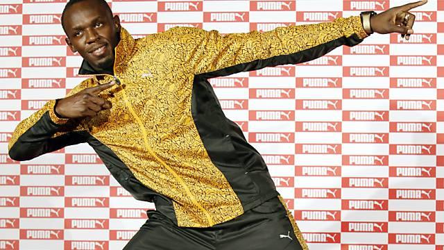 Usain Bolt wird erst Mitte Juni in die Saison starten