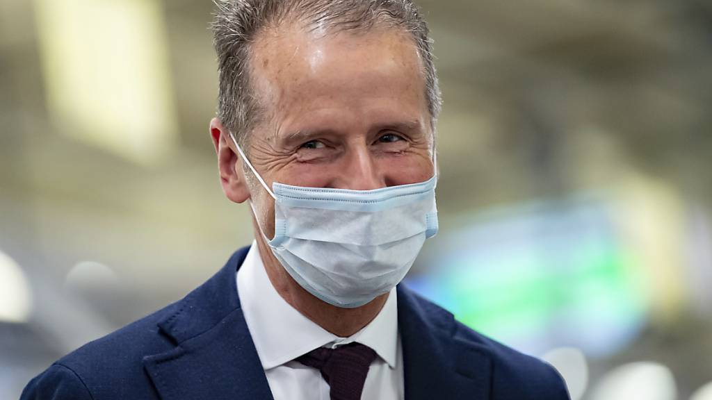 VW-Chef fürchtet Wegfall von mehr Stellen bei schärferen CO2-Zielen