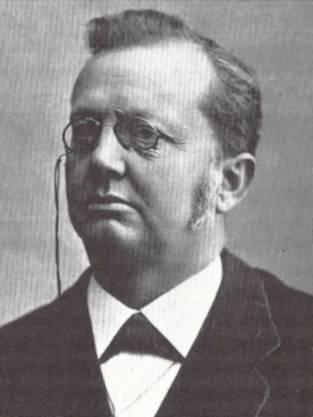 Nur wenige Bundesräte amtieren so lange wie Adolf Deucher.