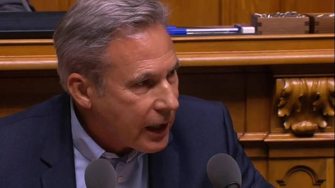Nationalratsdebatte über Zuwanderungsinitiative der SVP