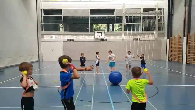 Der FC Solothurn bietet polysportive Frühförderung