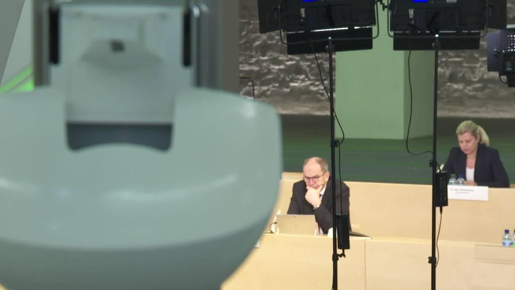 Politik: Kritik am Krisenmanagement vom Kanton St.Gallen