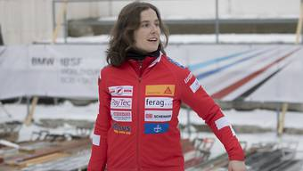 Sabina Hafner wurde mit dem Baselbieter Sportpreis 2018 ausgezeichnet.