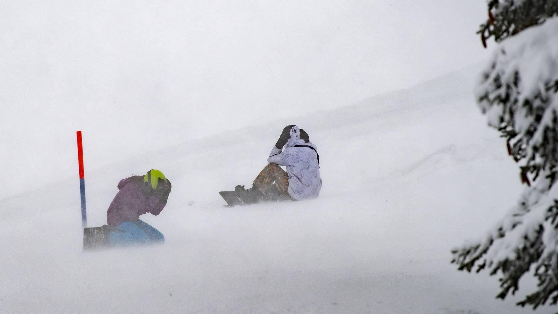 sturm skigebiet